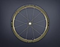 Dynamitire Poron XRD Wheel Concept