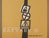 Battery D Flier