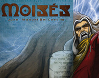 Moses, Book Illustration Part 1