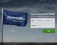 Zuprevo Presentation Builder - Native App