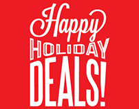 RosettaBooks - Happy Holiday Deals!