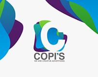 COPI`S  | Brand Identity