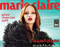 Marie Claire Dec 2013
