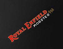 ROYAL ENFIELD -MOBSTER