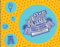 Axe Weirdass Pajama Comedy Festival 2014