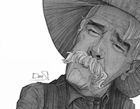 The Big Lebowski Tribute Sketches
