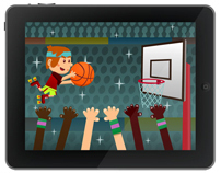 #1 Basketball Fan, for iOs, Android & Windows Phone.