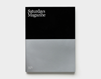 Saturdays Magazine Issue #003