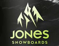 work: JONES SNOWBOARDS 2013/14