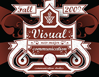 Visual Communication Mailer