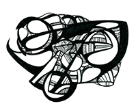 Abstract Drawing 1