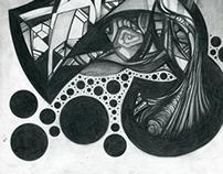 Abstract Drawing 2