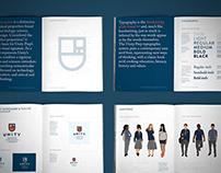 Unity Prep brand identity