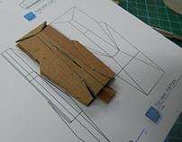 Micro PC - Mock-up process