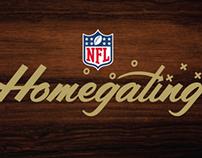 Homegating Logotype