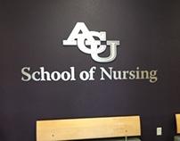 ACU School of Nursing Lounge