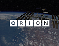 Orion — Free PSD Template