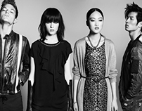 Wisma Atria Brand Campaign 2013: Fashion ForWArd