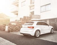Cape Town Audi A3 2013