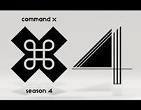 Command X Season 4 titles