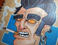Mr.  Smoker