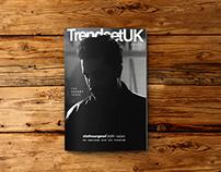 TrendsetUK Magazine - Issue II *3D Cover*
