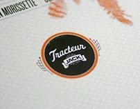 Tracteur Jack - EP2011