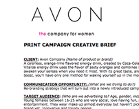 avon swot analysis – the purpose of this study is to examine the use of the strategic management tool, strengths‐weaknesses‐opportunities‐threats or swot analysis, and to assess how the methodology has been used as well as changes to the methodology.