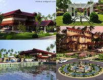 Heritage villas Kerala architecture
