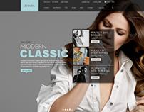 Zonda - Premium Responsive Magento Theme