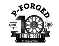 P-Forged 10th Anniversary
