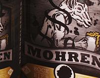 Mohren Bräu Packaging Design™