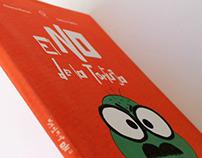 """Ilustración Libro """"EL NO DE LA TORTUGA"""""""
