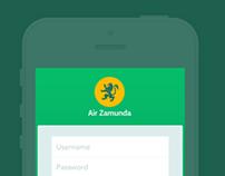 Air Zamunda App