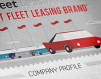 DRD Fleet Leasing Infographic Design