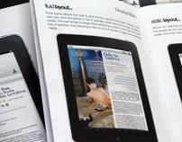 TASCHEN - iPad concept - D&AD