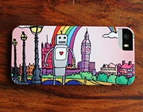 London Westminster iPhone case