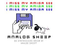 Analog Sheep - I Miss My Amiga 500 (Music Video)