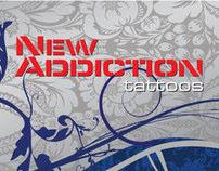 New Addiction Tattoos