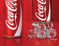 Coca-Cola   Sleek Can Launch