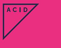 ACID Brand Identity
