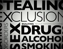 PSA Project: Peer Pressure (Kinetic Typography)