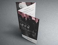Trifold Brochure — Butler Paris