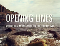 Encounters at Mountains To Sea 2013
