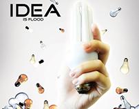 Idea is Flood