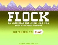 Flock (Global Game Jam 2014)