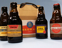 Lublin brewery, beer game