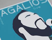 Magalios Live Concert / Feb. 1st 2014