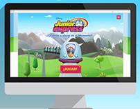 Disney Junior - Juego Monorriel