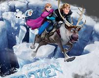 FROZEN / The Walt Disney Company